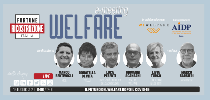 welfare e-meeting